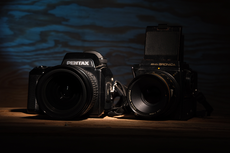 medium cameras