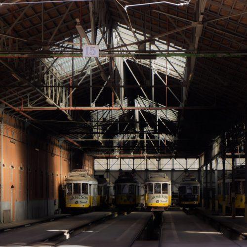 Resting Train